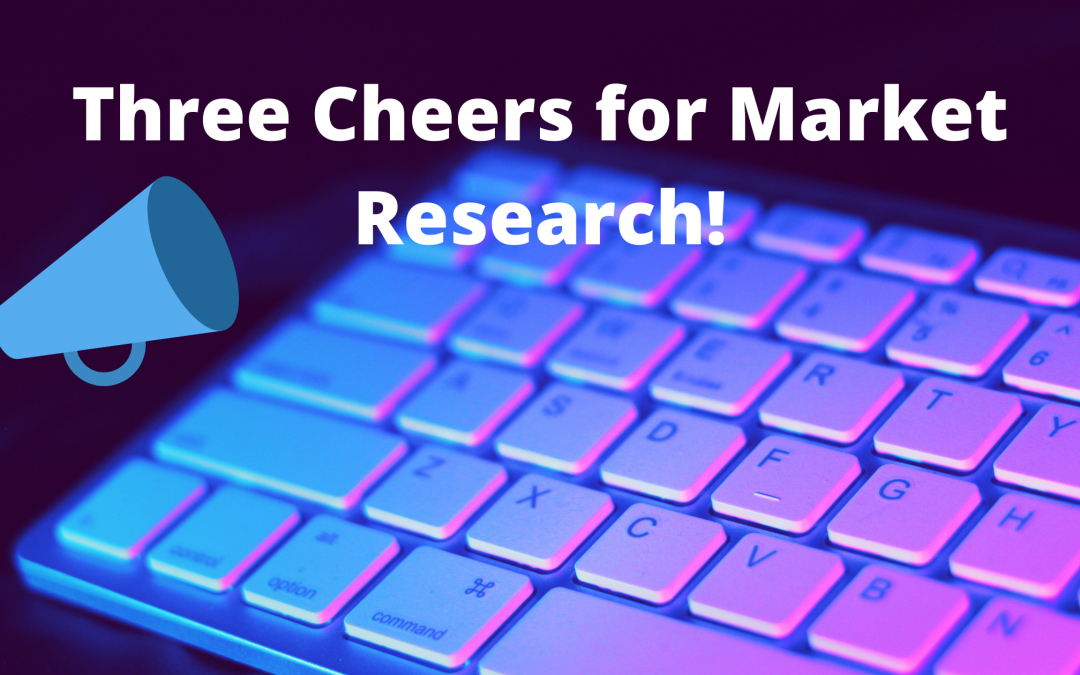 The First Step in Marketing is Secondary, Research That Is