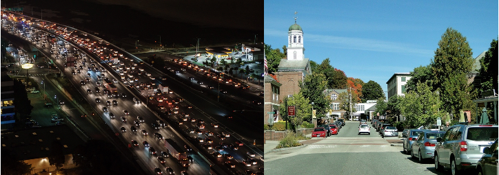 Big City vs Small Town – Which is the Winner?