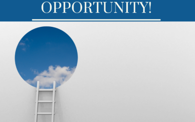 The Word is… Opportunity