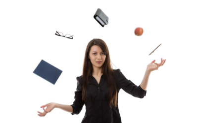 Your New Goal: Less Juggling, More Controlling